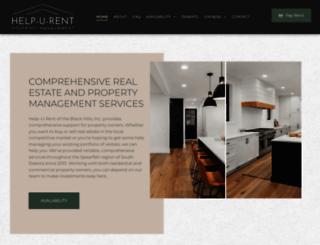 help-u-rent.net screenshot