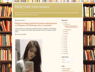 help-your-money.blogspot.sg screenshot