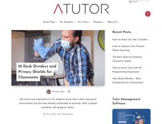 help.atutor.ca screenshot