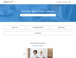 help.divvyhq.com screenshot