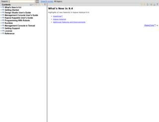 help.kapowtech.com screenshot