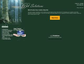 help.midcompweb.com screenshot