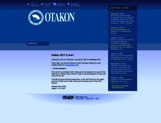 help.otakon.com screenshot