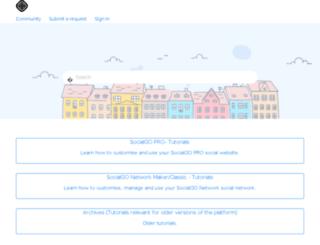 help.socialgo.com screenshot