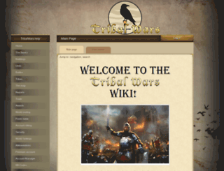 help.tribalwars.net screenshot