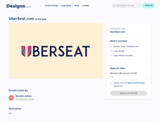 help.uberseat.com screenshot