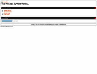 help.utm.edu screenshot