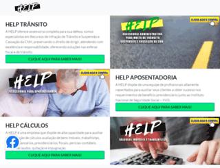helpadm.com.br screenshot