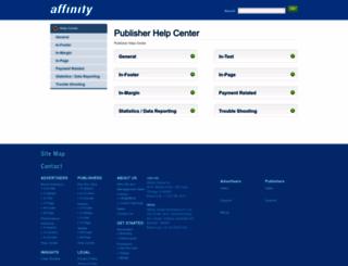 helpcenter.affinity.com screenshot