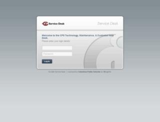 helpdesk.cps-ne.org screenshot