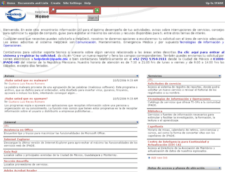 helpdesk.ipade.mx screenshot