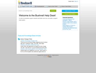 helpdesk.nwcu.edu screenshot