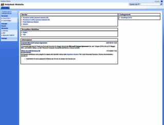 helpdesk.units.it screenshot