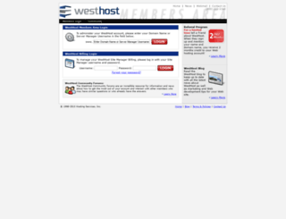 helpdocs.westserver.net screenshot