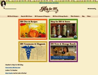 helpforibs.com screenshot
