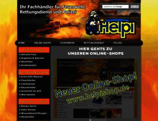 helpi.com screenshot