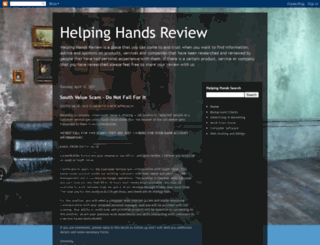 helpinghandsreview.blogspot.com screenshot