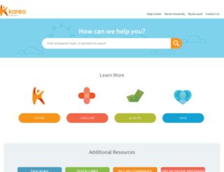 helpme.kareo.com screenshot