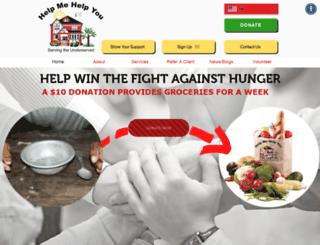 helpmehelpu.org screenshot