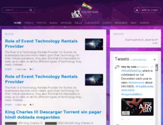 helpmyindia.com screenshot