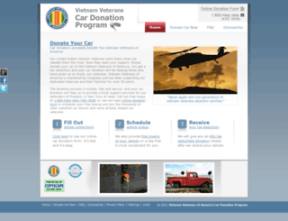 helpourveterans.com screenshot