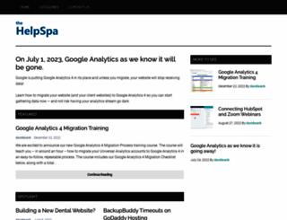 helpspa.com screenshot
