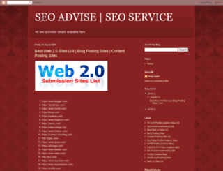 helptoseo.blogspot.com screenshot