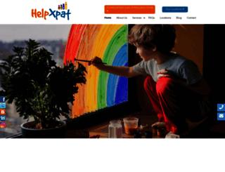 helpxpat.com screenshot