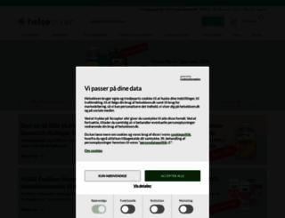 helsebixen.dk screenshot