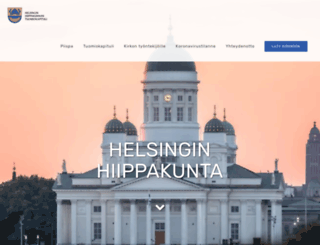 helsinginhiippakunta.evl.fi screenshot