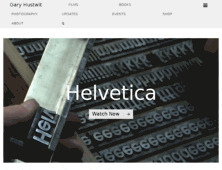 helveticafilm.com screenshot