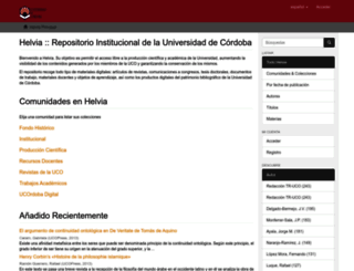 helvia.uco.es screenshot