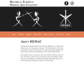 hemac.org screenshot