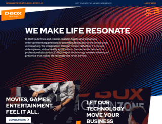 hemc.d-box.com screenshot
