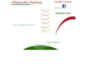 hemerocallecharlevoix.com screenshot