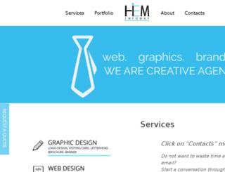 heminfoway.com screenshot