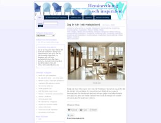 heminredning.wordpress.com screenshot