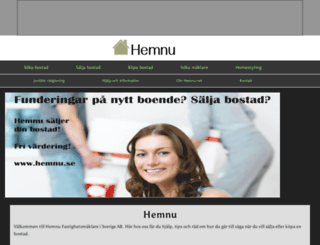 hemnu.net screenshot