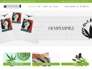 hempempire.net screenshot