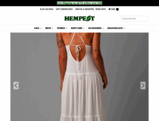 hempest.com screenshot