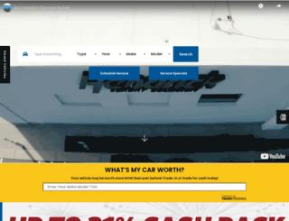 hendrickbuford.com screenshot