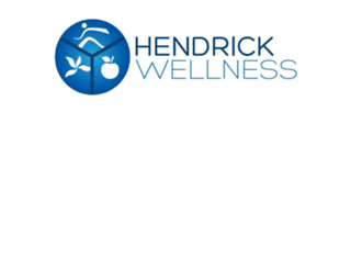 hendrickwellness.com screenshot