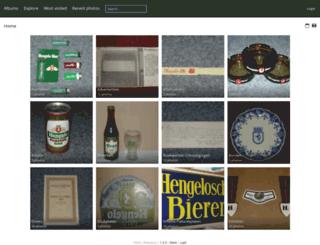 hengelobier.nl screenshot