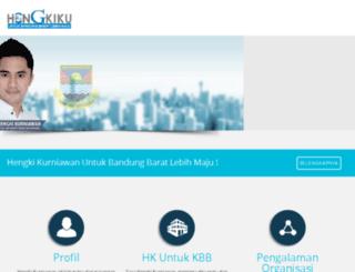 hengkikurniawan.com screenshot