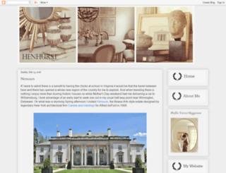 henhurstblog.com screenshot