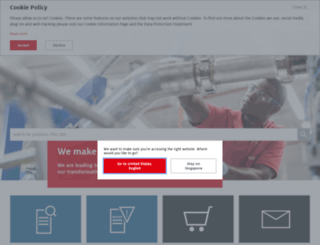henkel-adhesives.com.sg screenshot