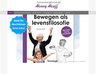 hennyheuff.nl screenshot