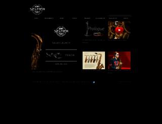 henri-selmer.info screenshot