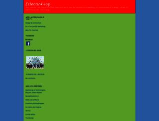 henrikaufman.typepad.com screenshot