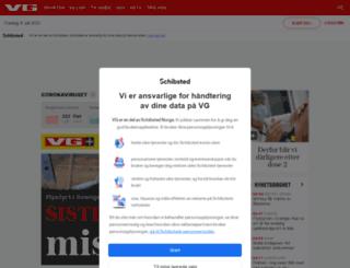 henrikbjornstad.vgb.no screenshot